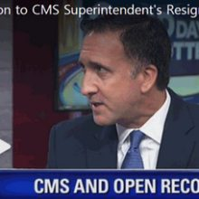 Jonathan Vogel Discusses the Charlotte-Mecklenburg Board of Education's Refusal to Explain the Forced Resignation of Former Superintendent Wilcox
